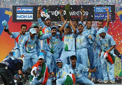 September 25th, 2007 at 11:32 am. Posted in Cricket. Tagged with T20 World
